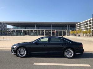 Flughafentransfer zu den Berliner Flughäfen