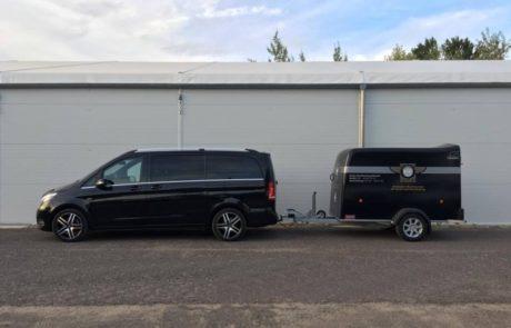 Transport der Golf Ausrüstung, Sport Equipment