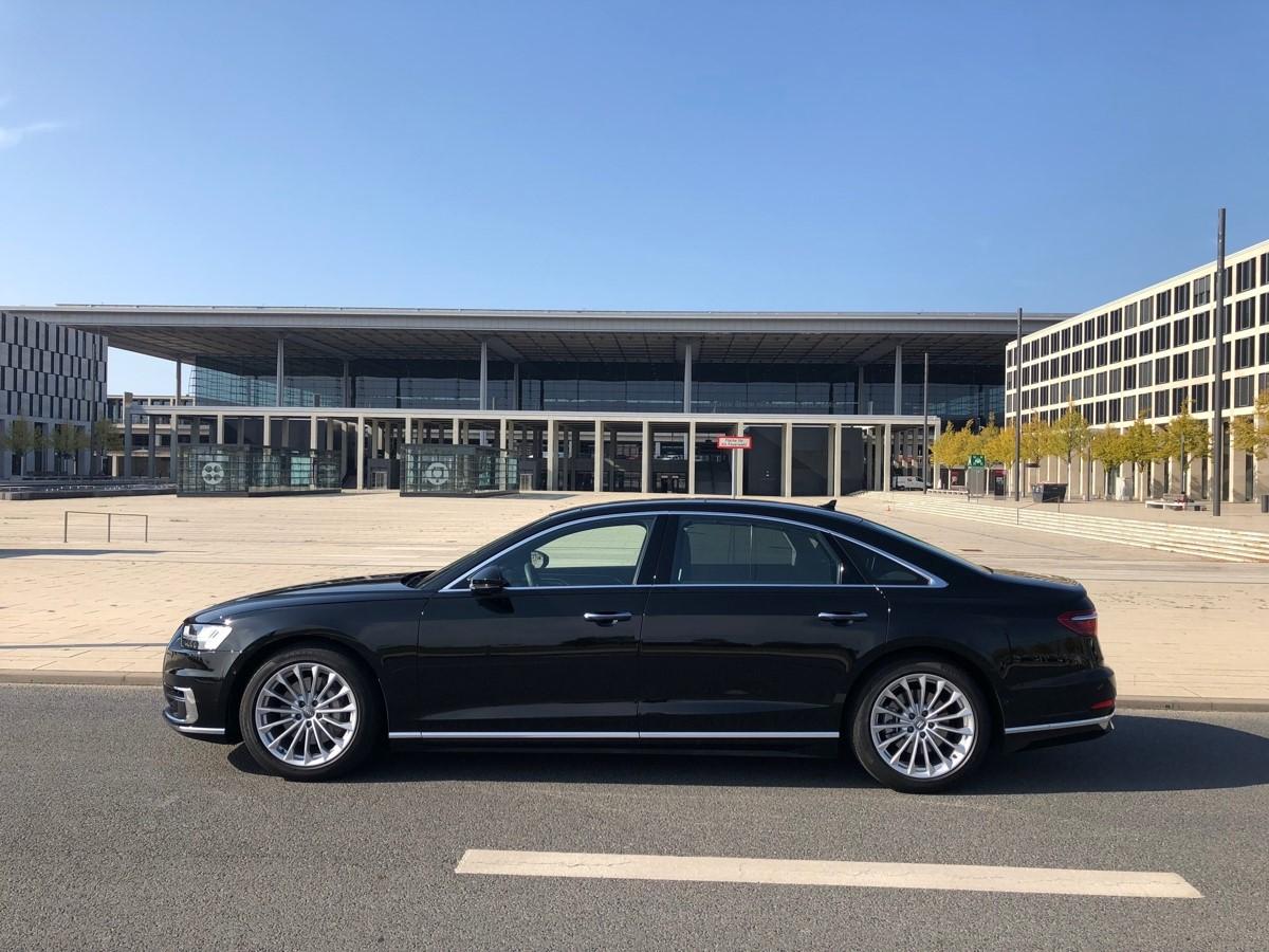 Luxus Limousinen Service Berlin