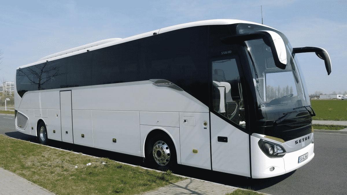 Premium Bus Transfer Berlin