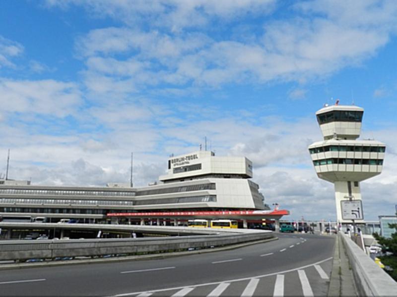 Flughafentransfer Berlin Tegel