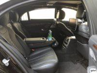 Limousinenservice Geschäftsfahrten mit Mercedes Berlin